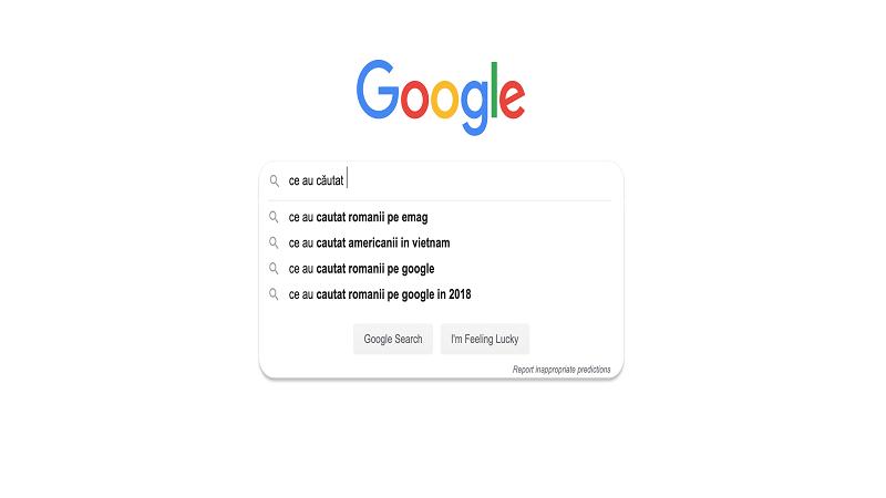 Căutări Populare Pe Google